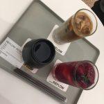 """ドリップコーヒーがおすすめのシンプルカフェ""""리플로우(REFLOW)""""*延南洞(ヨンナムドン)"""
