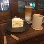 """おいしいケーキとマカロンのおしゃれカフェ""""그자체""""*ソウル 建大"""