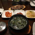 """わかめスープの専門店!""""보돌미역(ポドルミヨッ)""""*明洞 サボイホテル"""