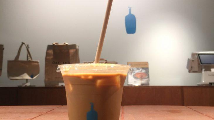 韓国ブルーボトルカフェ(블루보틀 성수 카페)1号店*聖水・トゥッソム・ソウルの森